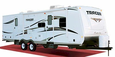 Find Specs for 2012 Prime Time Tracer Travel Trailer RVs