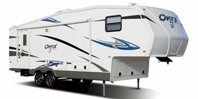 Find Specs for 2012 R-Vision Onyx 5 Fifth Wheel RVs