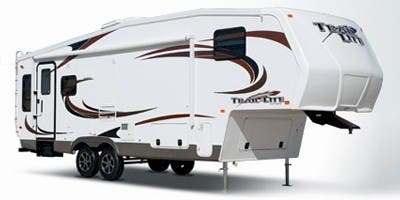 Find Specs for 2012 R-Vision Trail-Lite Fifth Wheel RVs