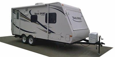 Find Specs for 2012 R-Vision Trail-Sport Travel Trailer RVs