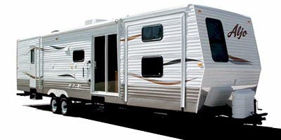 Find Specs for 2012 Skyline Aljo Destination Destination Trailer RVs