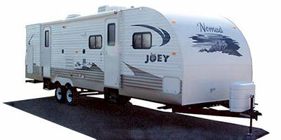 Find Specs for 2012 Skyline Nomad Joey Travel Trailer RVs