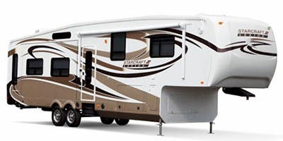 Find Specs for 2012 Starcraft Lexion Fifth Wheel RVs