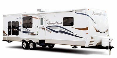 Find Specs for 2012 SunnyBrook Bristol Bay Travel Trailer RVs