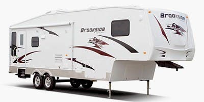 Find Specs for 2012 SunnyBrook Brookside Fifth Wheel RVs