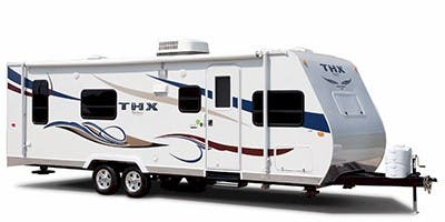 Find Specs for 2012 SunnyBrook Harmony Toy Hauler RVs