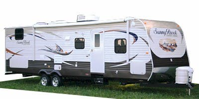 Find Specs for 2012 SunnyBrook Sunset Creek Travel Trailer RVs
