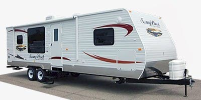 Find Specs for 2012 SunnyBrook Sunset Creek Sport RVs