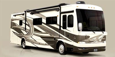 Find Specs for 2012 Thor Motor Coach - Astoria <br>Floorplan: 40KT (Class A)