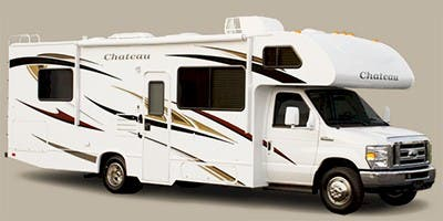Find Specs for 2012 Thor Motor Coach Chateau Class C RVs