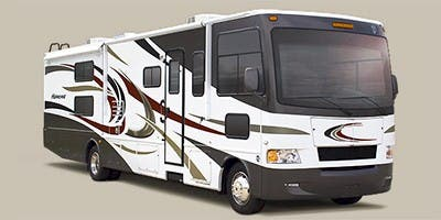 Find Specs for 2012 Thor Motor Coach Hurricane Class A RVs