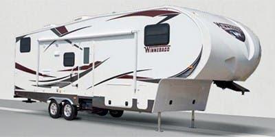 Find Specs for 2013 Winnebago Lite Five Fifth Wheel RVs