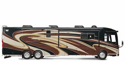 Find Specs for 2012 Winnebago Tour Class A RVs