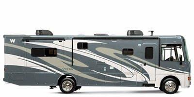 Find Specs for 2012 Winnebago Vista Class A RVs