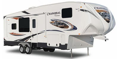 Find Specs for 2013 Coachmen Chaparral Lite Fifth Wheel RVs