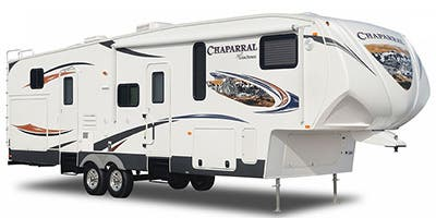 Find Specs for 2013 Coachmen Chaparral Fifth Wheel RVs