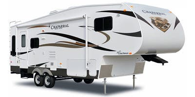 Find Specs for 2013 Coachmen Chaparral Open Trail Fifth Wheel RVs