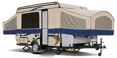 Find Specs for 2015 Coachmen Clipper Classic Expandable Trailer RVs