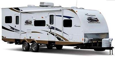 Find Specs for 2013 Coachmen Freedom Express Toy Hauler RVs