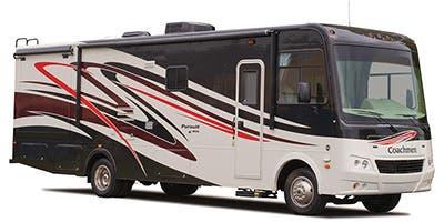 Find Specs for 2014 Coachmen Pursuit Class A RVs