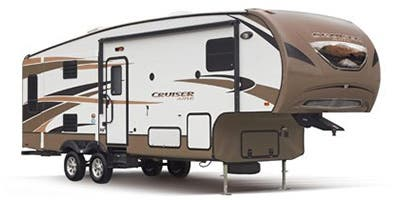Find Specs for 2013 CrossRoads Cruiser Aire Fifth Wheel RVs