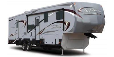 Find Specs for 2013 Dutchmen Komfort Fifth Wheel RVs
