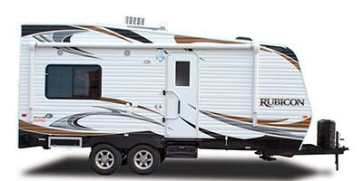 Find Specs for 2013 Dutchmen Rubicon Toy Hauler RVs