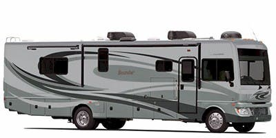 Find Specs for 2013 Fleetwood Bounder Class A RVs