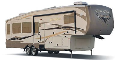 Find Specs for 2015 Forest River Cedar Creek Fifth Wheel RVs