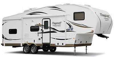 Find Specs for 2013 Forest River Flagstaff Fifth Wheel RVs