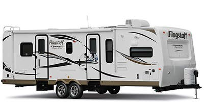 Find Specs for 2013 Forest River Flagstaff Travel Trailer RVs