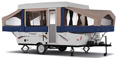 Find Specs for 2013 Forest River Flagstaff Popup RVs