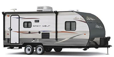 Find Specs for 2013 Forest River Grey Wolf Toy Hauler RVs