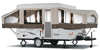 Find Specs for 2014 Forest River Rockwood Freedom Expandable Trailer RVs