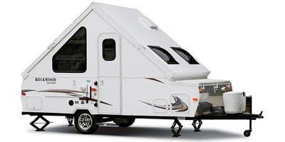 Find Specs for 2013 Forest River Rockwood Hard Side Expandable Trailer RVs