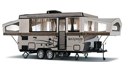 Find Specs for 2013 Forest River Rockwood Expandable Trailer RVs