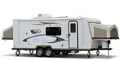 Find Specs for 2013 Forest River Rockwood Roo Travel Trailer RVs