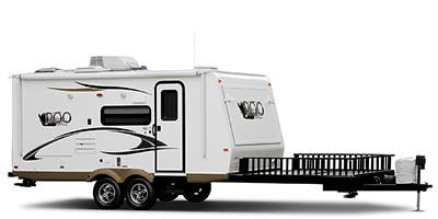 Find Specs for 2013 Forest River Rockwood Roo Toy Hauler RVs