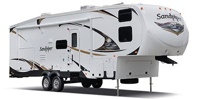 Find Specs for 2013 Forest River Sandpiper Fifth Wheel RVs