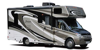 Find Specs for 2013 Forest River Solera Class C RVs
