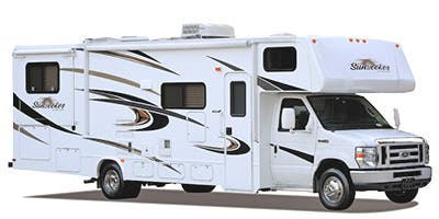 Find Specs for 2013 Forest River - Sunseeker <br>Floorplan: 3050S (Class C)
