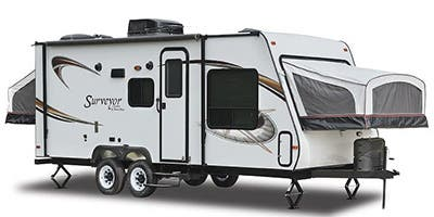 Find Specs for 2013 Forest River Surveyor Cadet Travel Trailer RVs