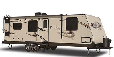 Find Specs for 2013 Forest River Surveyor Select Travel Trailer RVs