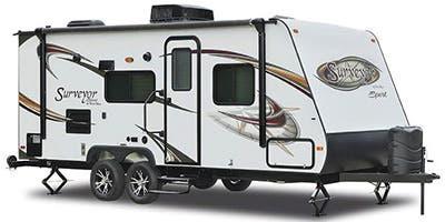 Find Specs for 2013 Forest River Surveyor Sport Travel Trailer RVs