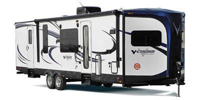 Find Specs for 2013 Forest River V-Cross Platinum Travel Trailer RVs