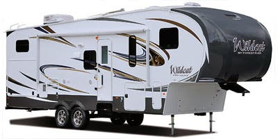 Find Specs for 2013 Forest River Wildcat Fifth Wheel RVs