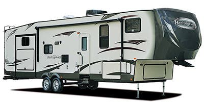 Find Specs for 2013 Forest River Wildwood Heritage Glen Fifth Wheel RVs