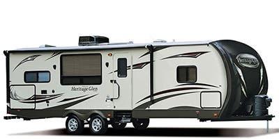 Find Specs for 2013 Forest River Wildwood Heritage Glen Travel Trailer RVs