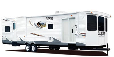 Find Specs for 2013 Forest River Wildwood Lodge RVs