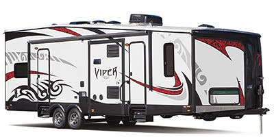 Find Specs for 2013 Forest River XLR Viper Toy Hauler RVs